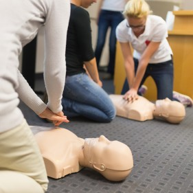 Szkolenie z resuscytacji krążeniowo oddechowej